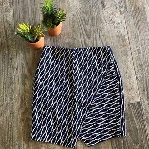 LOFT petite Women's skirt